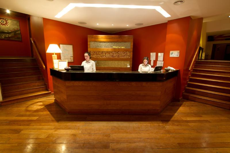 Foto del Hotel Mirador del Lago Hotel del viaje gran vuelta argentina