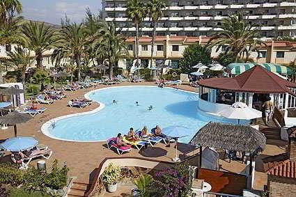 Bungalows Jardin Del Sol - Playa Del Ingles