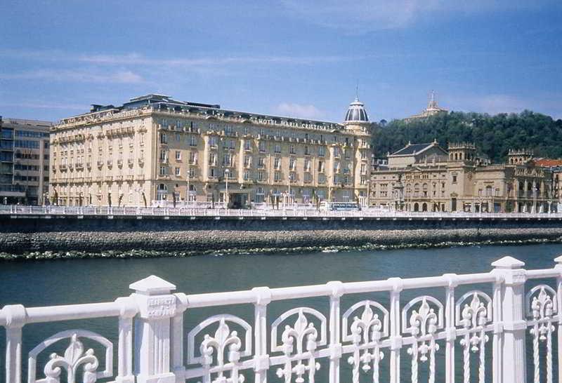Hotel Maria Cristina - San Sebastian