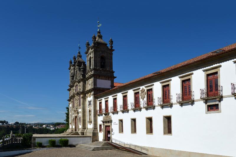 Pousada Mosteiro De Guimaraes - Monument Hotel - Guimaraes