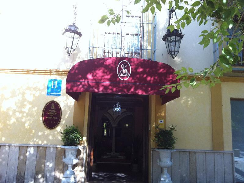 Sacristia De Santa Ana - Sevilla