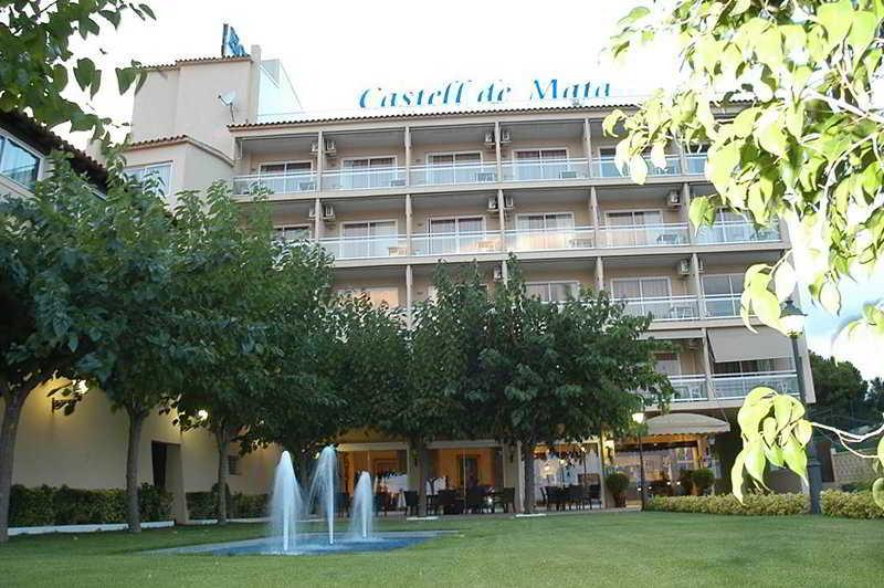 Castell De Mata - Mataro Area