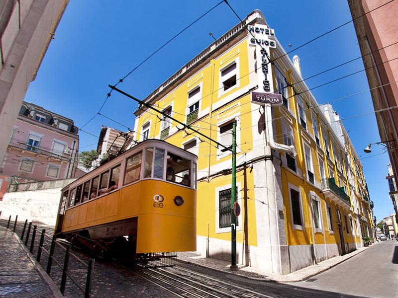 Turim Restauradores - Lisboa