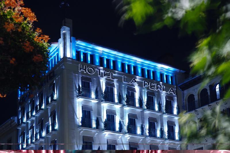 Gran Hotel La Perla - Pamplona