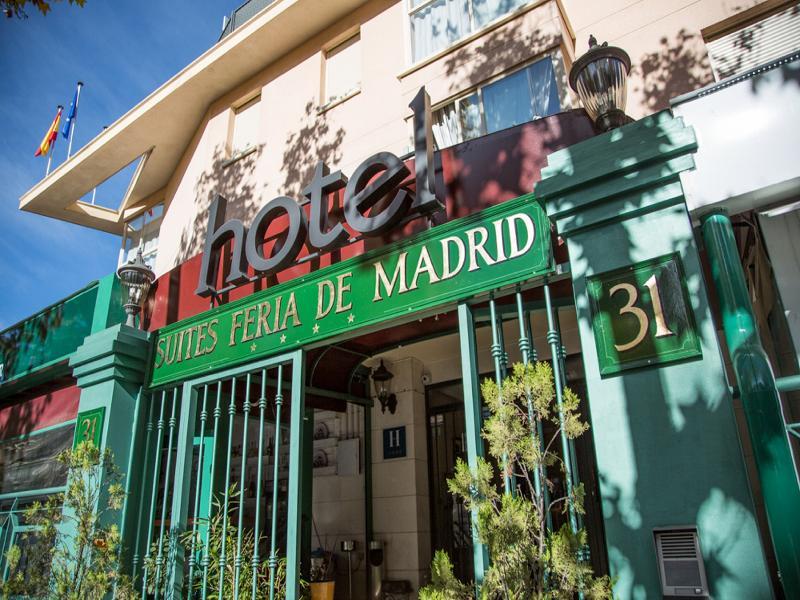 Hotel Suites Feria De Madrid - Arturo Soria