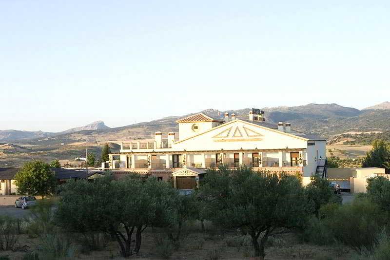 Sierra Hidalga - Ronda