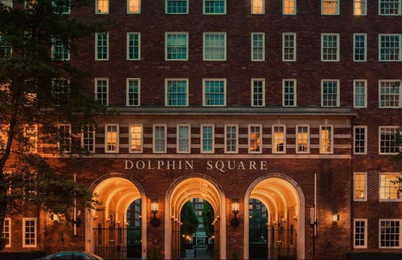 Dolphin House