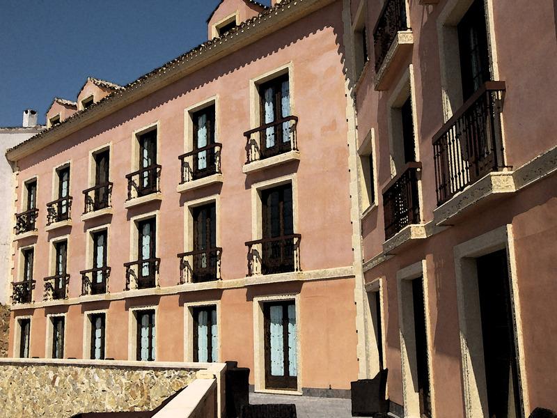 Hotel Palacio Villa De Alarcon & SPA - Alarcon