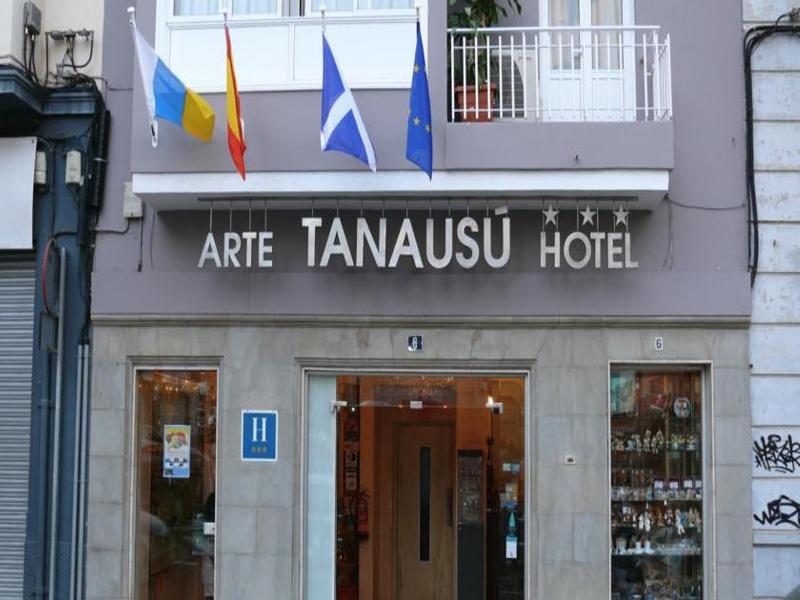 Tanausu - Santa Cruz De Tenerife