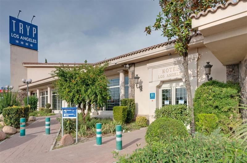 TRYP Madrid Getafe Los Angeles Hotel - Getafe