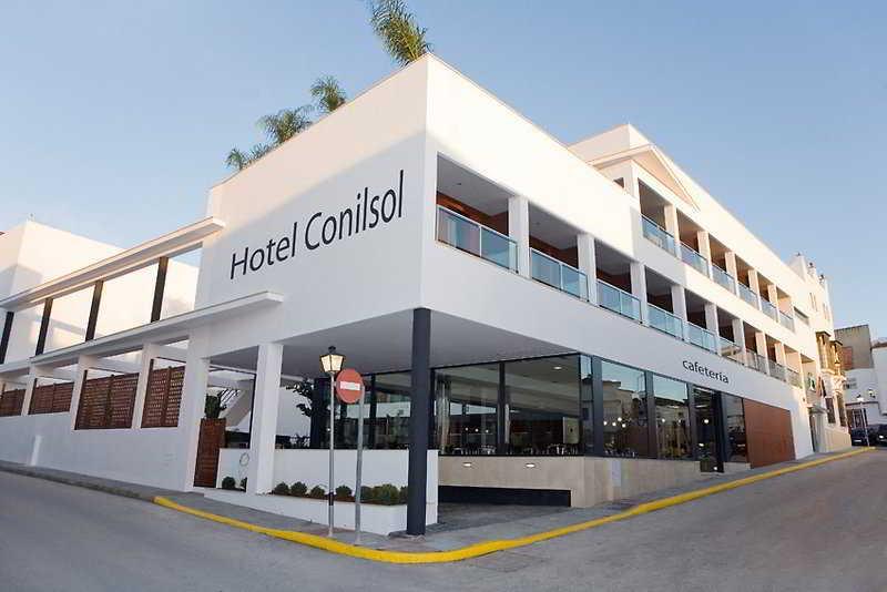 Conilsol Hotel Y Aptos - Conil De La Frontera