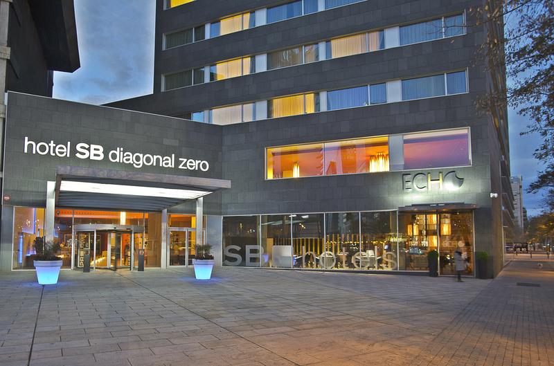 Sb Diagonal Zero Barcelona - Diagonal N.