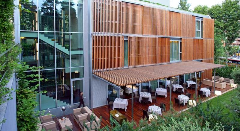 Abac Restaurant Hotel Barcelona Gl Monumento - Sarria Area