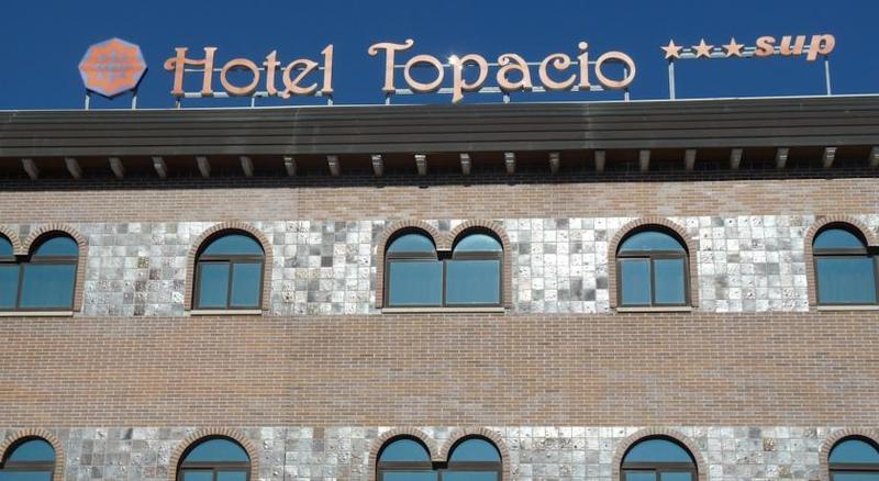Topacio - Valladolid
