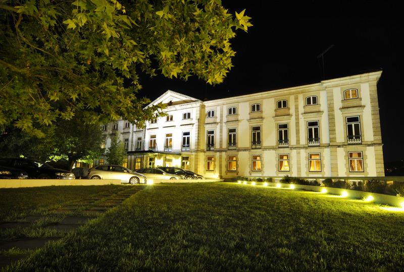 Grande Hotel Das Caldas Da Felgueira - Canas De Senhorim