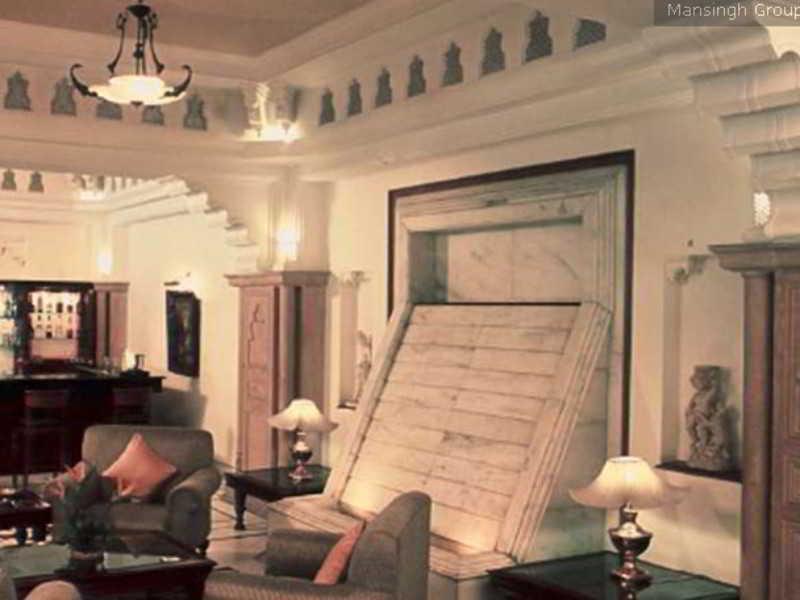 Foto del Hotel Mansingh Jaipur del viaje nepal delhi jaipur agra benares