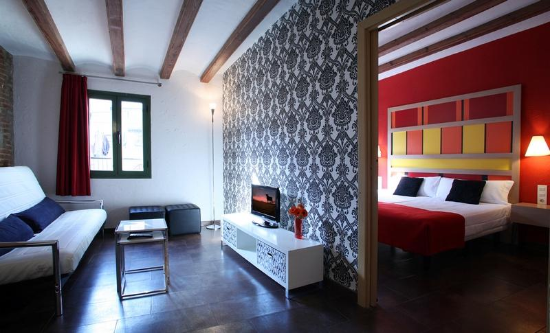 Ciutat Vella Apartments - Las Ramblas