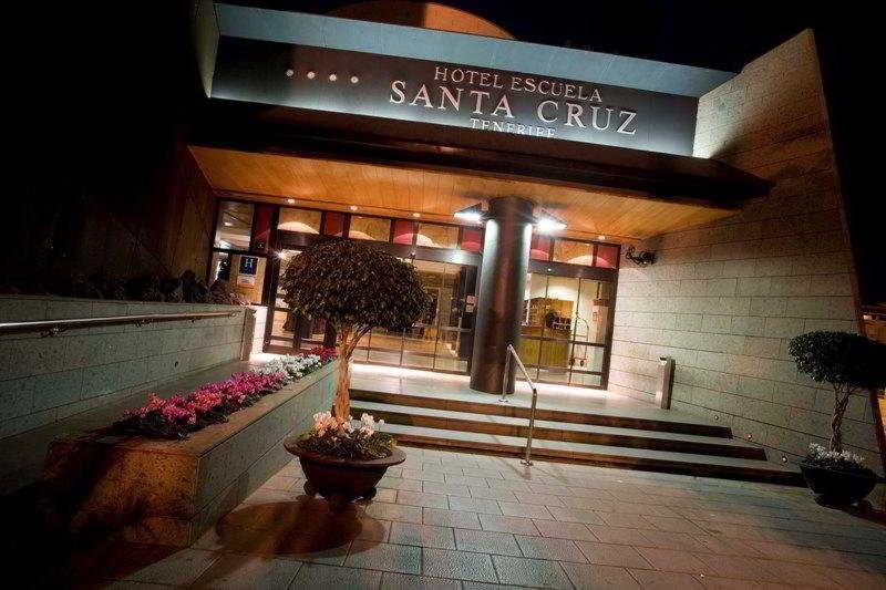 Hotel Escuela Santa Cruz - Santa Cruz De Tenerife