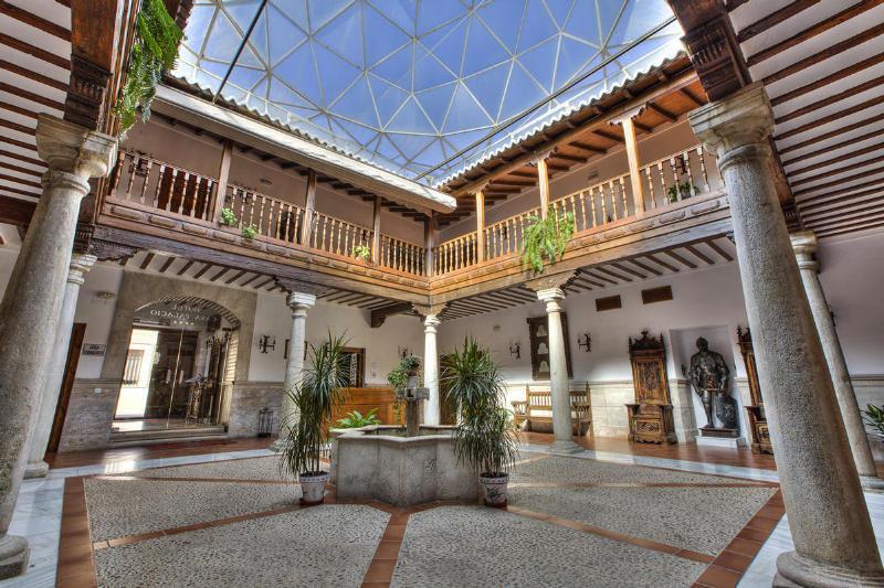 Palacio Santa Cruz De Mudela - Santa Cruz De Mudela