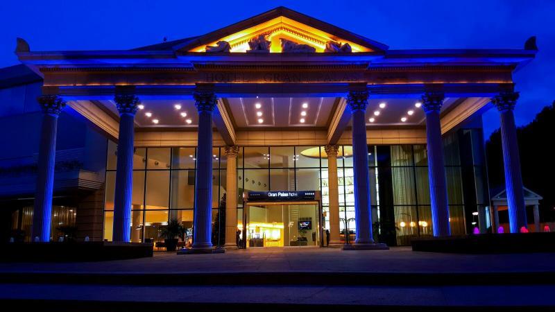 Gran Palas Hotel - La Pineda