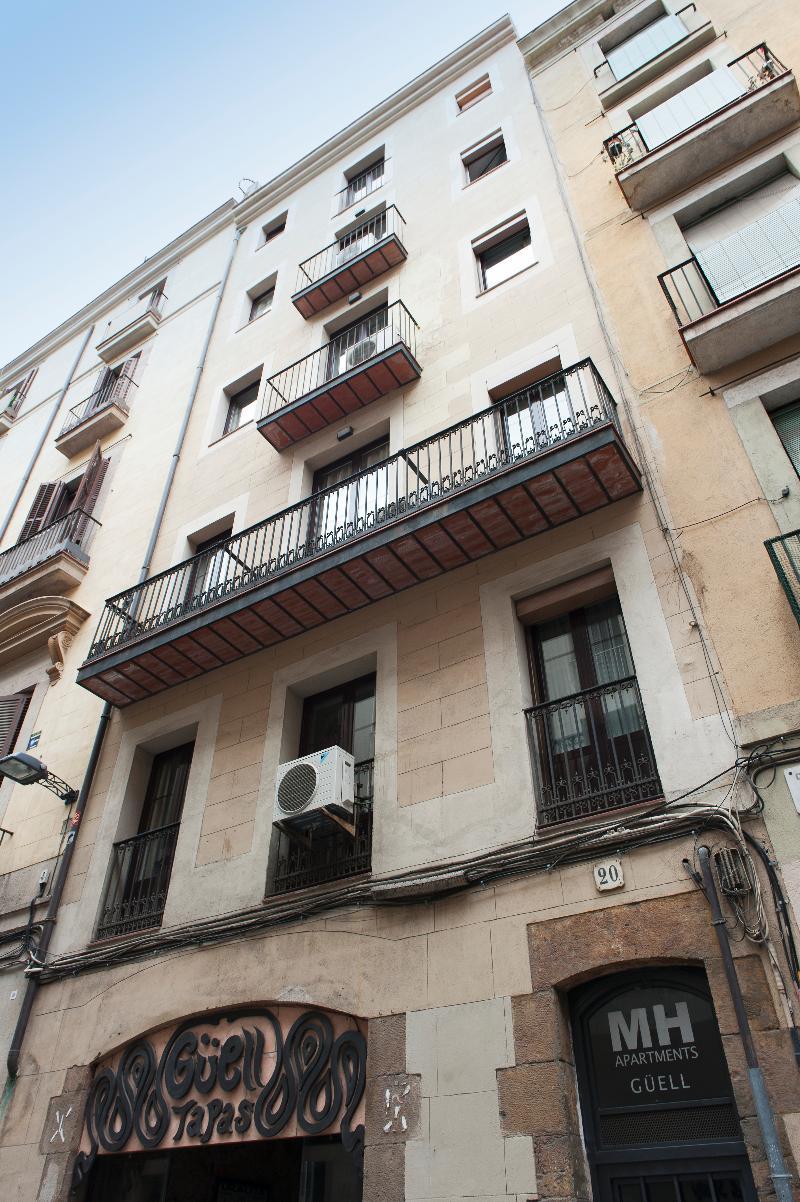MH Apartments Guell - Las Ramblas