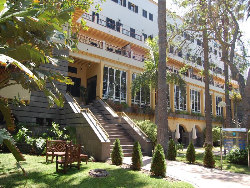 Hotel Escuela Santa Brígida - Santa Brigida
