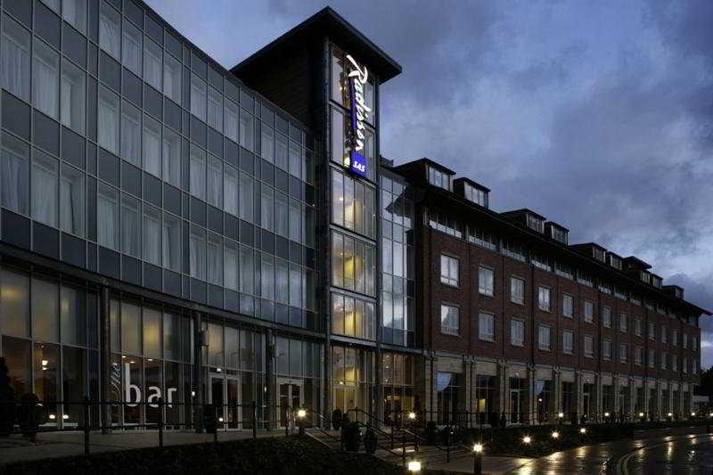 Foto del Hotel Radisson BLU Hotel Durham del viaje inglaterra escocia irlanda