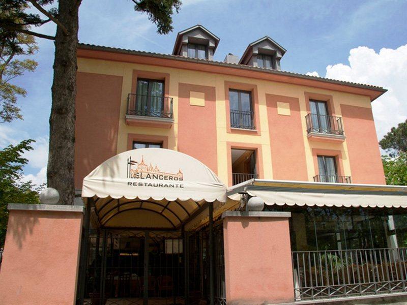 Sercotel Hotel Los Lanceros - San Lorenzo Del Escorial