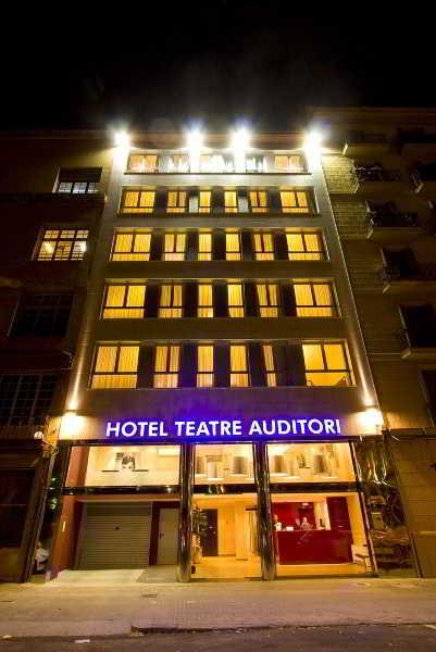 Teatre Auditori - Eixample
