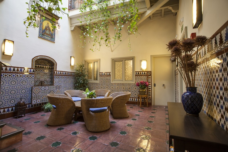 Casas De Santa Cruz - Sevilla