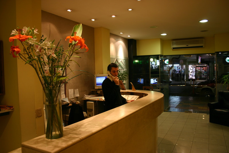 Foto del Hotel Cordon del Plata del viaje gran vuelta argentina