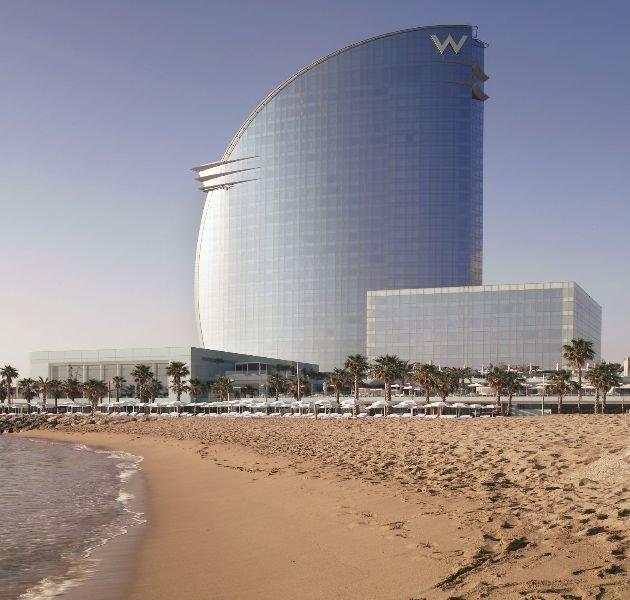 W Barcelona - Paseo Marítimo / Playa