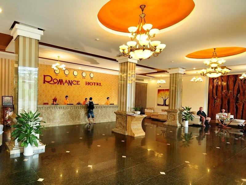Foto del Hotel Romance Hotel HUE del viaje vietnam vietnam mas vietnam