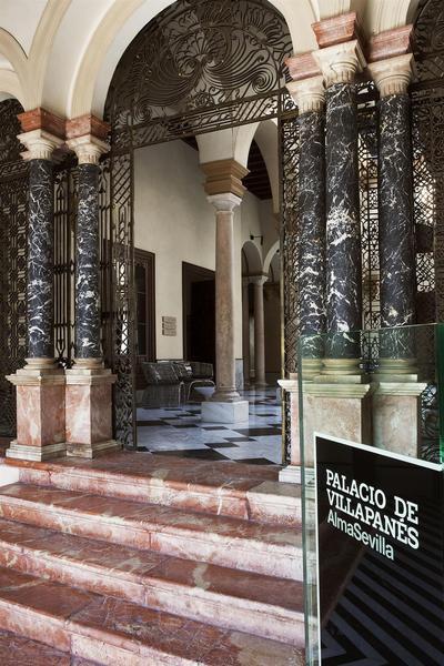 Palacio De Villapanes - Sevilla