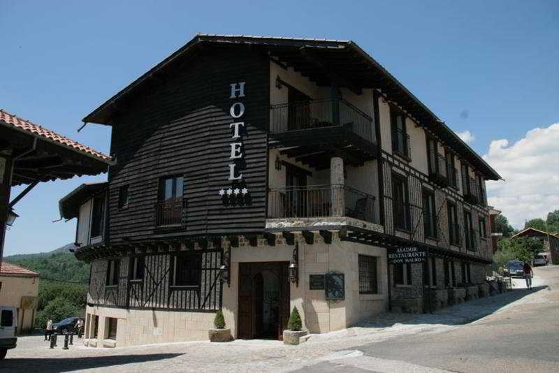 Villa De Mogarraz Hotel SPA - Mogarraz