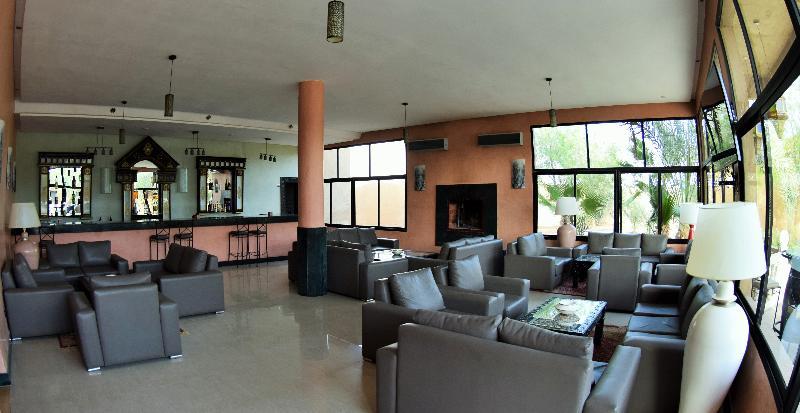 Foto del Hotel Palm's Club del viaje ciudades imperiales kasbahs