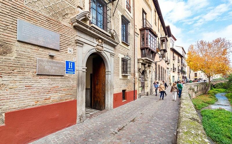 Museo Palacio De Mariana Pineda - Granada