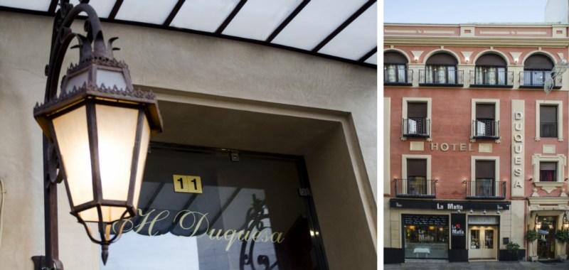 Duquesa Hotel - Sevilla