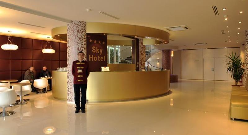 Foto del Hotel Sky Tower Hotel del viaje albania dubrovnik mas alla
