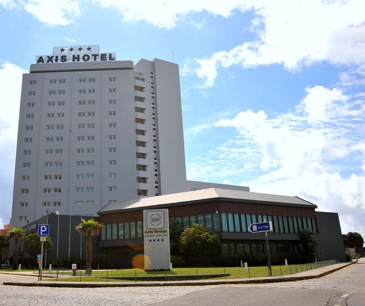 Axis Vermar Conference & Beach Hotel - Povoa Do Varzim