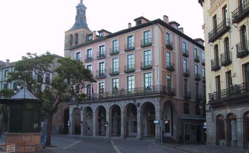 Infanta Isabel - Segovia