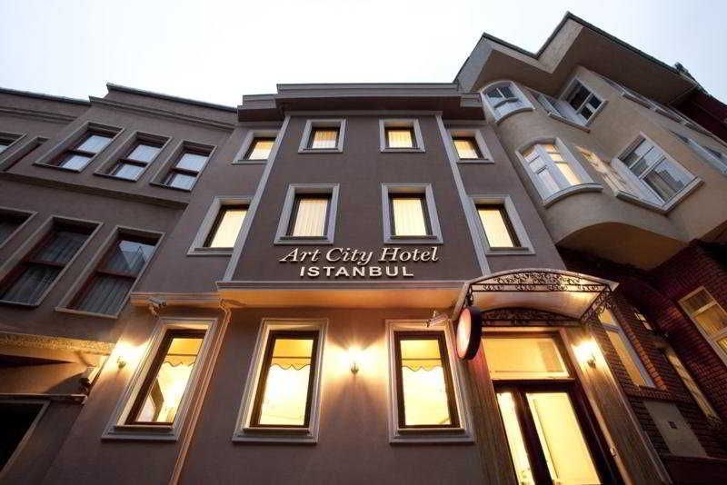 Promocje Art City Hotel Istanbul