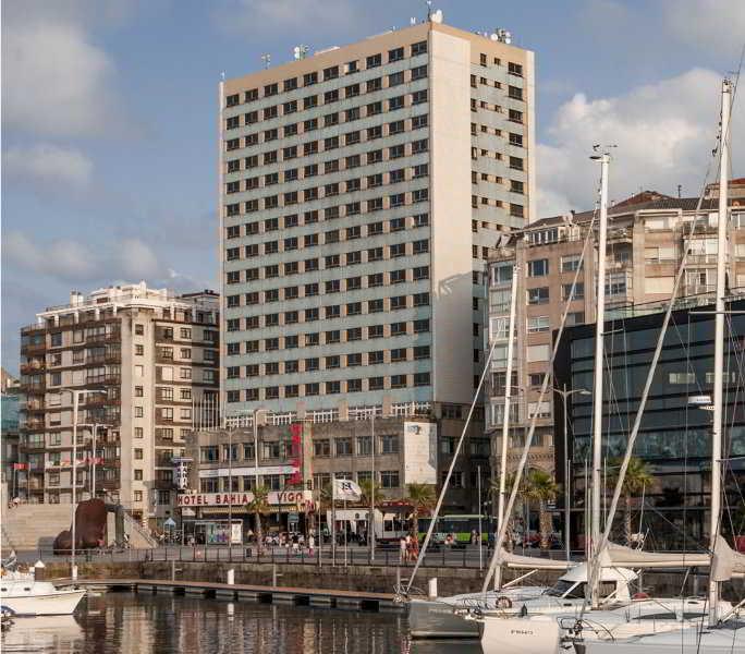 Sercotel Bahia De Vigo Sercotel First Class - Vigo