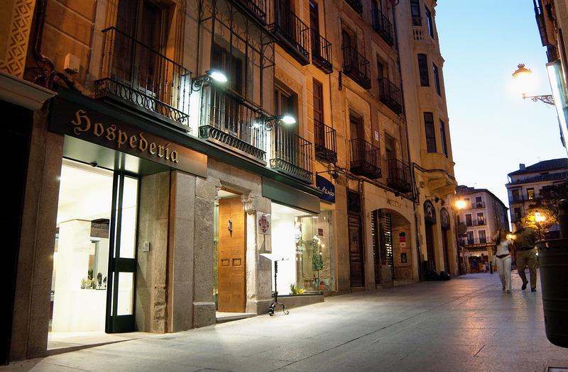 La Casa Mudejar Hotel SPA - Segovia