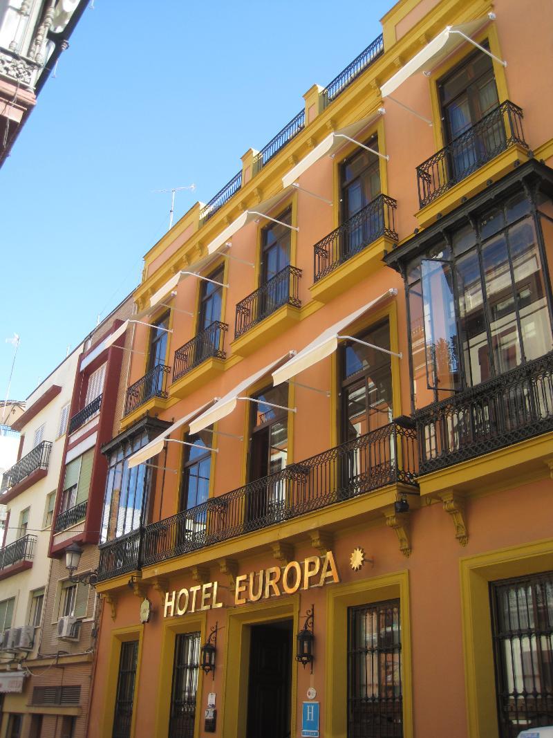 Europa - Sevilla