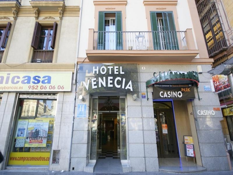 Venecia - Malaga