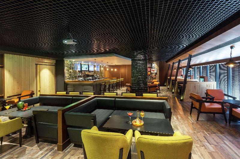 Foto del Hotel Hilton Garden Inn New Dehli del viaje viaje india vuelos directos