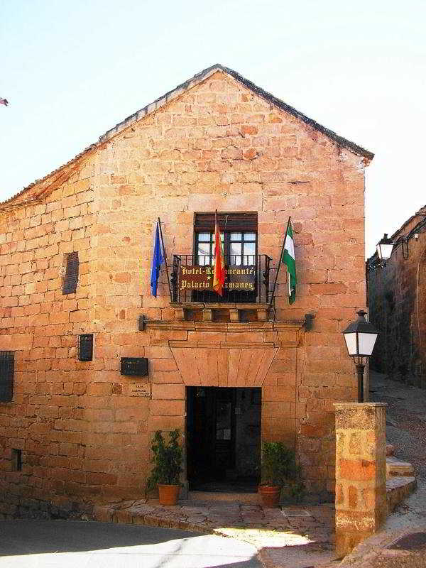 Palacio Guzmanes - Baños De Encina