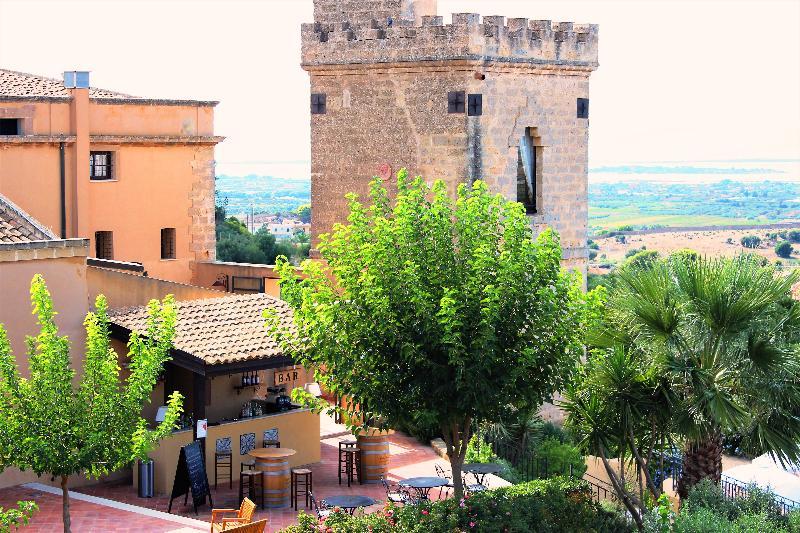 Foto del Hotel Baglio Oneto dei Principi di San Lorenzo Resort del viaje sicilia islas eolicas