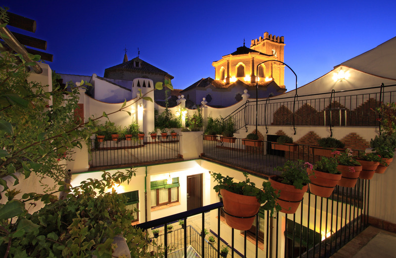 Casa Baños De La Villa - Priego De Cordoba